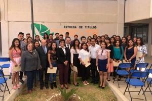 CECyTE Querétaro y CECyTE Baja California gestionan sus primeros títulos electrónicos con Saeko