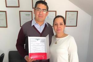 Iberomexicana, de las primeras universidades en Hidalgo en titular electrónicamente.